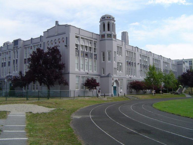 カナダブリティッシュ・コロンビア州バンクーバー公立小・中・高校