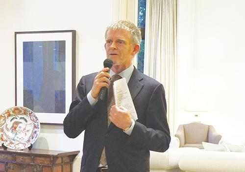 マーク・シンクレア駐日ニュージーランド大使